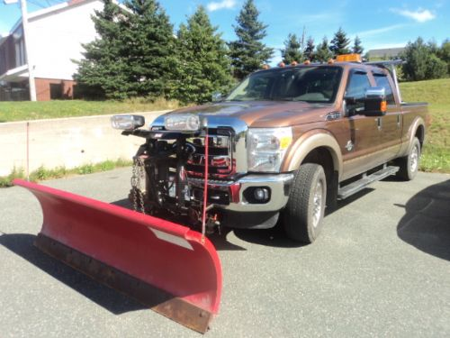 2011 Ford F250 Super Duty XLT 4x4